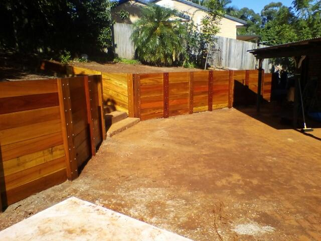 retaining walls brisbane